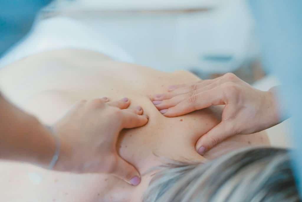 image massage camifornien