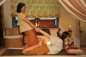 massage thailandais