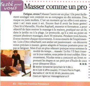 massage marseille