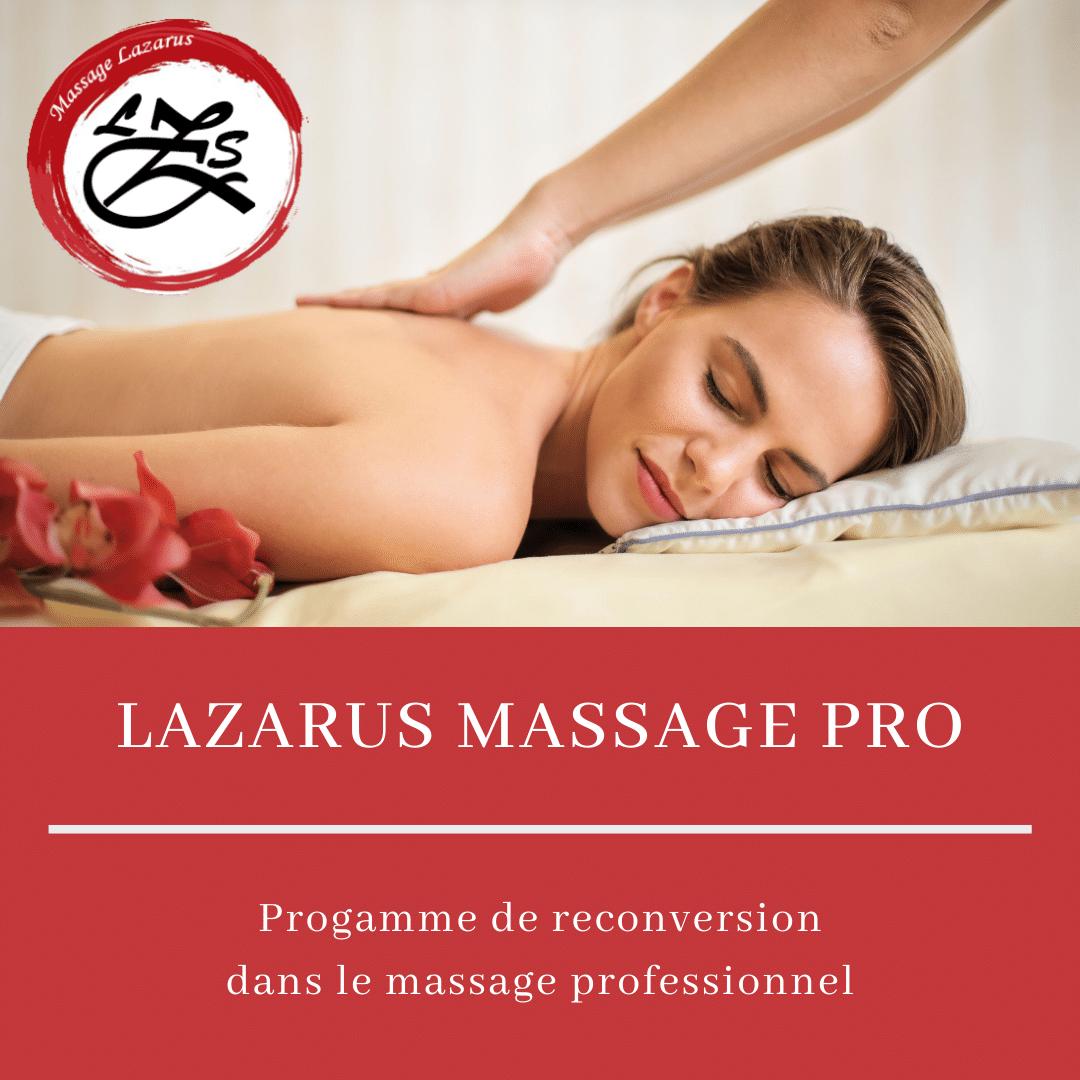 formation professionnel massage bien-être