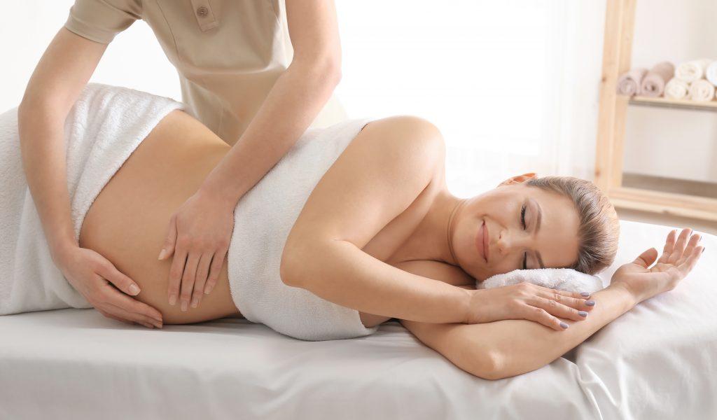 massage femmes en ceinte