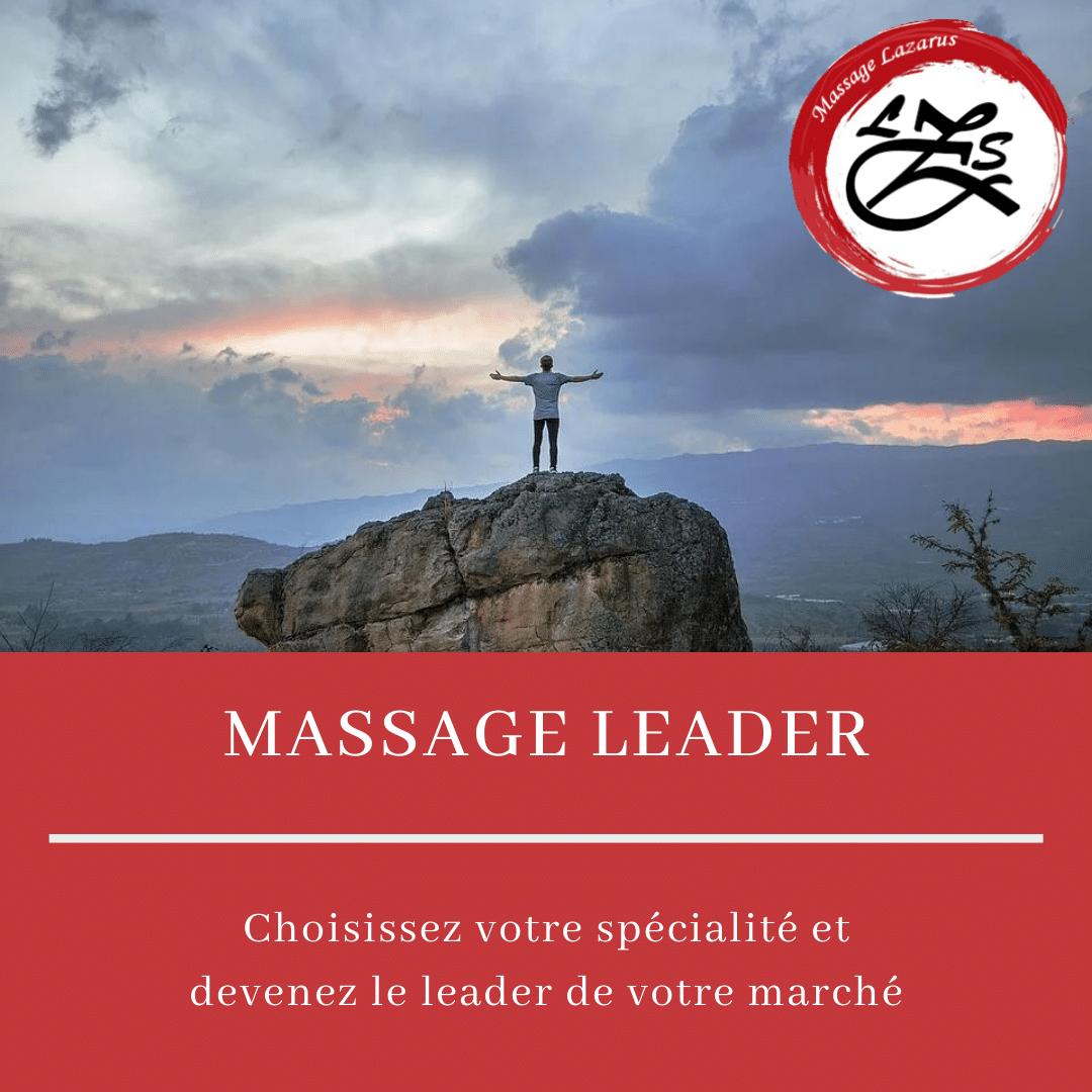 formation massage leader